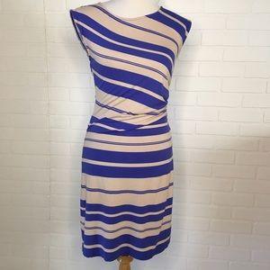 LOFT rayon dress XS
